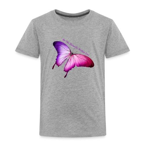 New Butterfly - Toddler Premium T-Shirt