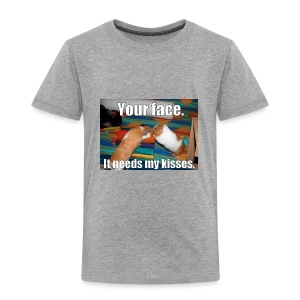 UDSYFIOwehipgwaepfihweihuaegwiaweiupfg - Toddler Premium T-Shirt