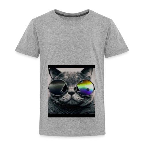 BlueRiderGr Test T-Shirt - Toddler Premium T-Shirt