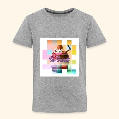So Sweet - Toddler Premium T-Shirt