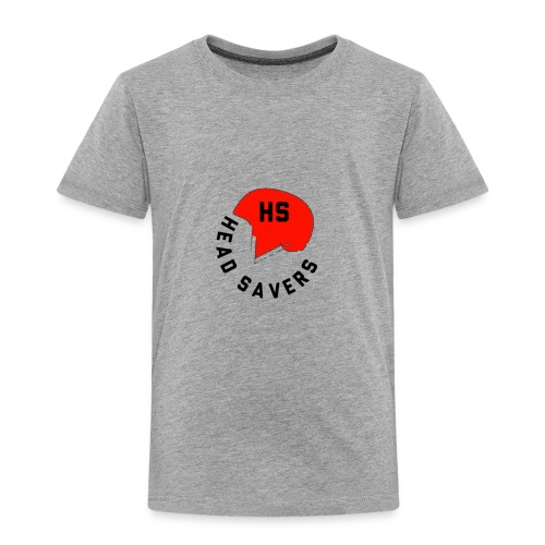 HEADSAVERS LOGO - Toddler Premium T-Shirt