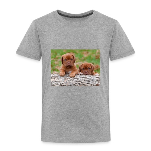 French Mastiff Puppies - Toddler Premium T-Shirt