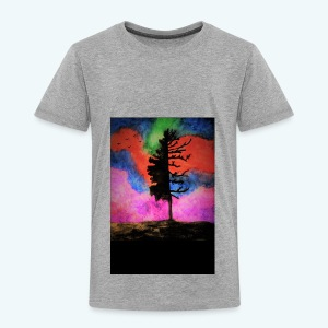 colorful_tree - Toddler Premium T-Shirt