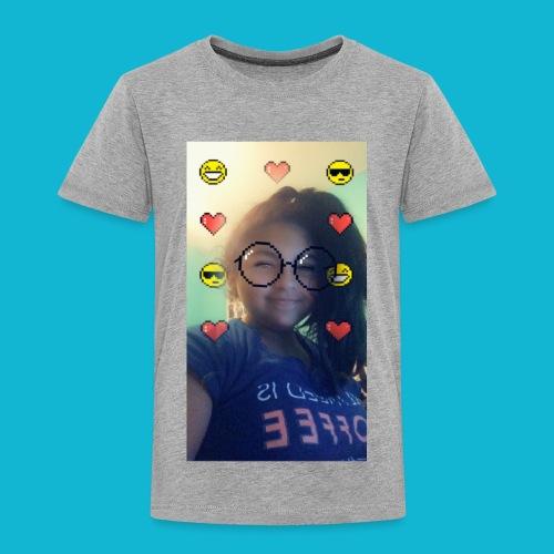 Jaralyssa Face - Toddler Premium T-Shirt