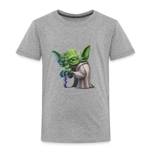 Master Yoda - Toddler Premium T-Shirt