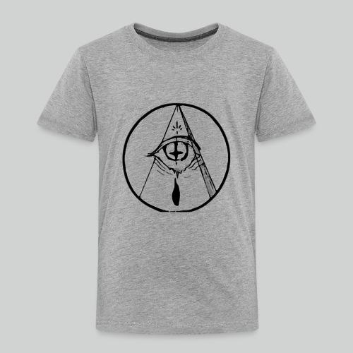 occult eye - Toddler Premium T-Shirt