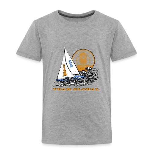 2018 R2AK Team Global - Toddler Premium T-Shirt