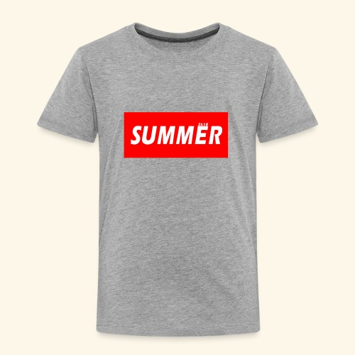 Summer 2k18 - Toddler Premium T-Shirt