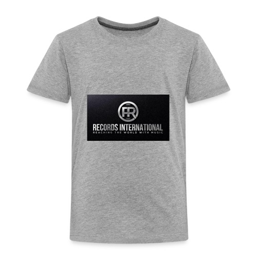 FR RECORDS INTERNATIONAL - Toddler Premium T-Shirt