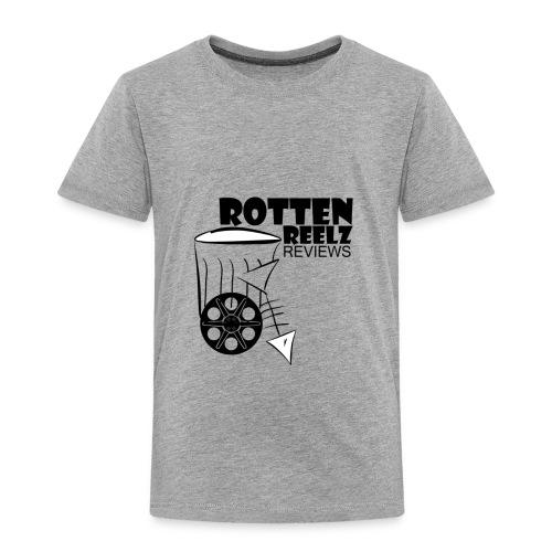 Rotten Reelz Logo - Toddler Premium T-Shirt