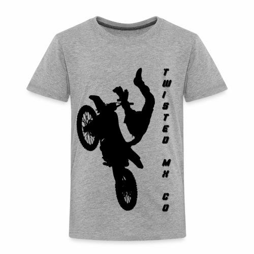 twisted bike - Toddler Premium T-Shirt