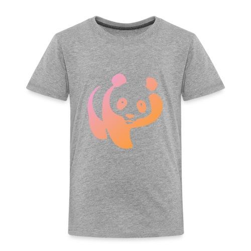 Hello Panda - Toddler Premium T-Shirt