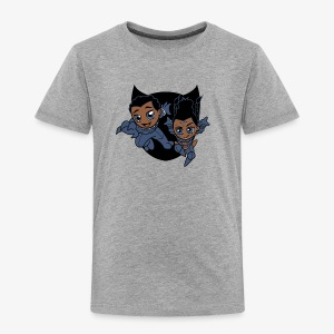 ReckLess Youngster Superhero - Toddler Premium T-Shirt