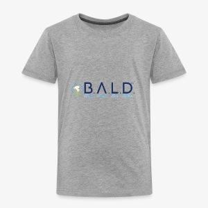 B.A.L.D. Beauty Always Looks Different - Toddler Premium T-Shirt
