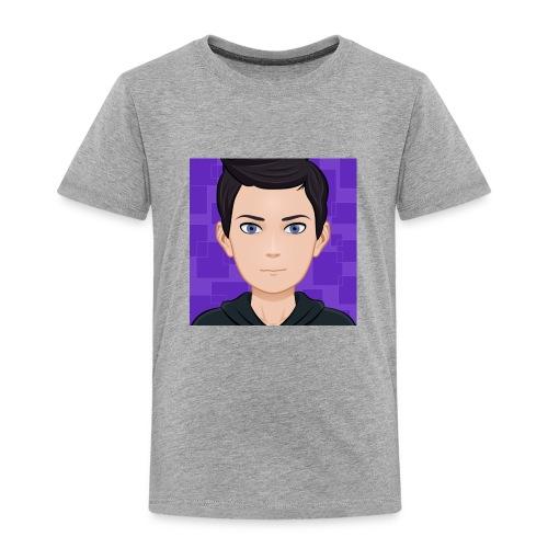 AdvaithHd logo - Toddler Premium T-Shirt