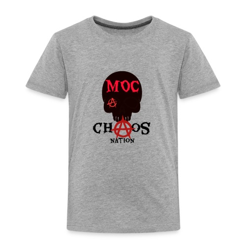 CHAOS NATION - Toddler Premium T-Shirt