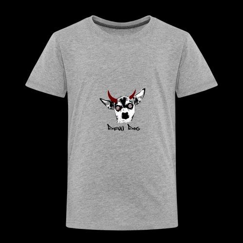Devil Dog - Toddler Premium T-Shirt
