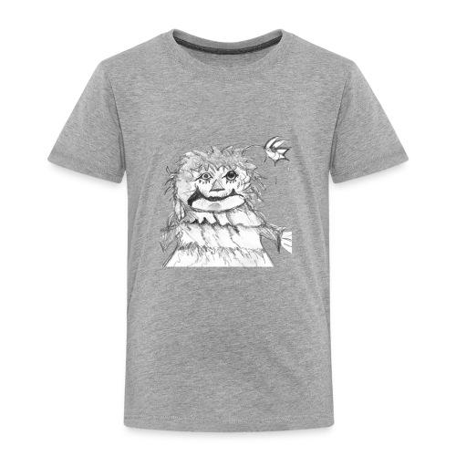 Rattly Ann - Toddler Premium T-Shirt