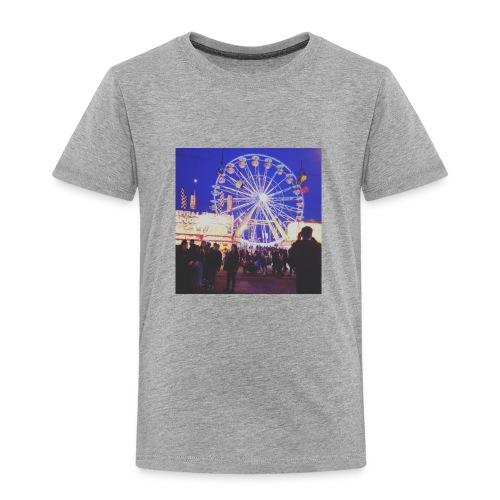 night falls down - Toddler Premium T-Shirt