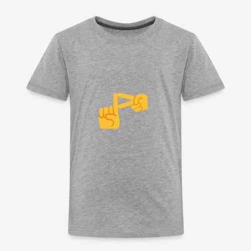 Official Pixomar Logo Design Shirt - Toddler Premium T-Shirt