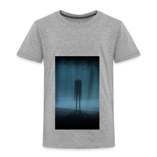 Creepy Forest Person - Toddler Premium T-Shirt