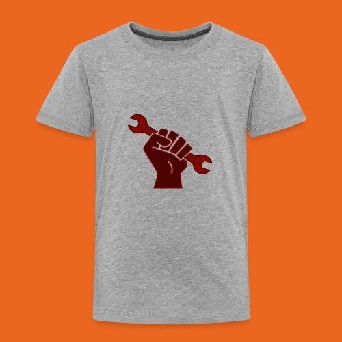 Rustbin Raider - Toddler Premium T-Shirt