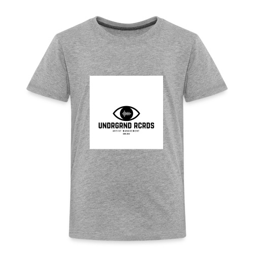 underground establishment - Toddler Premium T-Shirt
