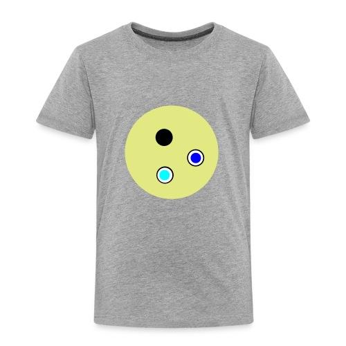 o face - Toddler Premium T-Shirt