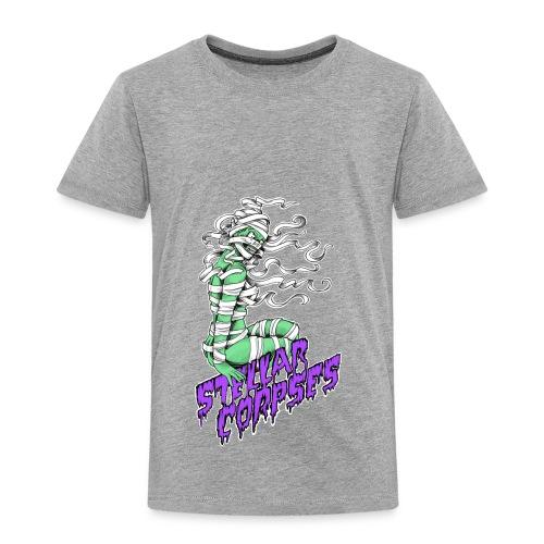 Mummy Girl - Toddler Premium T-Shirt