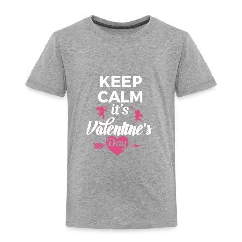 valentine 2017 - Toddler Premium T-Shirt