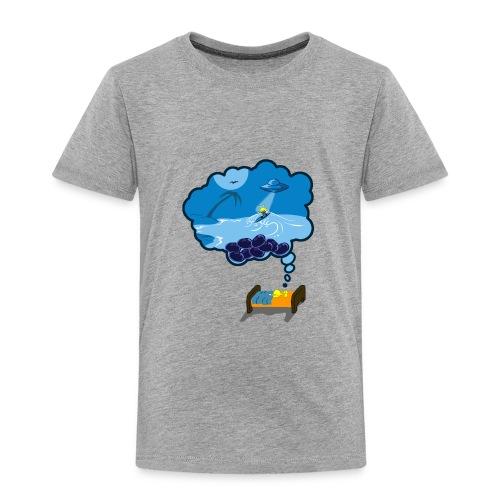 Strainge - Blue Dream Marijuana Strain shirt - Toddler Premium T-Shirt