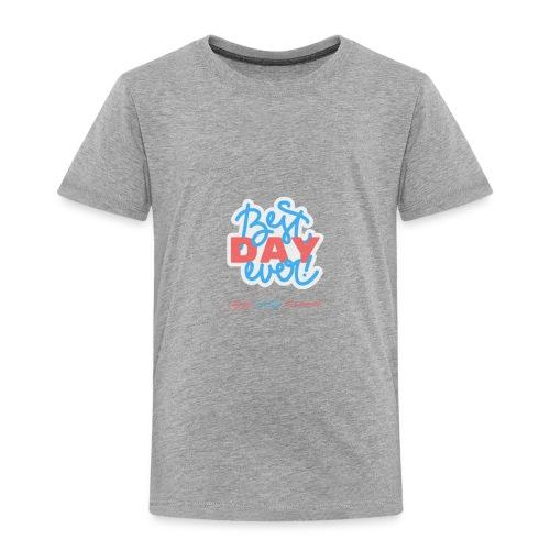 New Front Shirt - Toddler Premium T-Shirt
