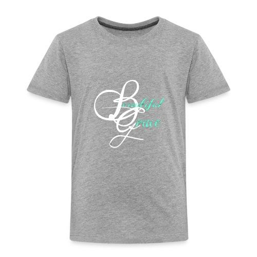 Beautiful Grace Logo - Toddler Premium T-Shirt