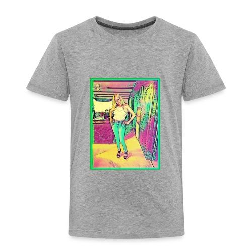 Beauty Queen - Toddler Premium T-Shirt