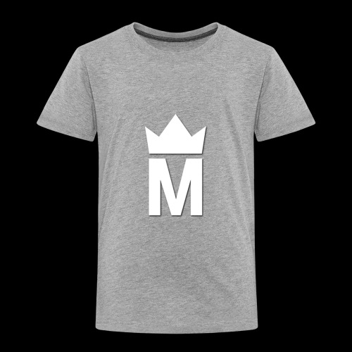 White Majesty Logo - Toddler Premium T-Shirt