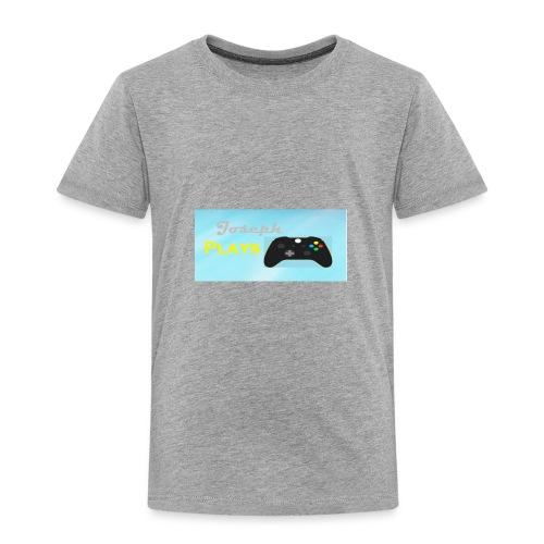 joseph play logo - Toddler Premium T-Shirt