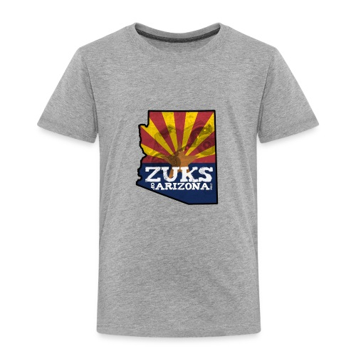 Zuks of Arizona Official Logo - Toddler Premium T-Shirt