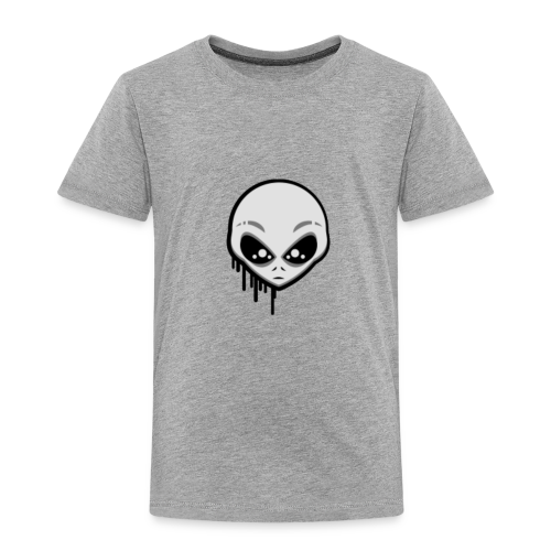 Martians From Mars Logo - Toddler Premium T-Shirt