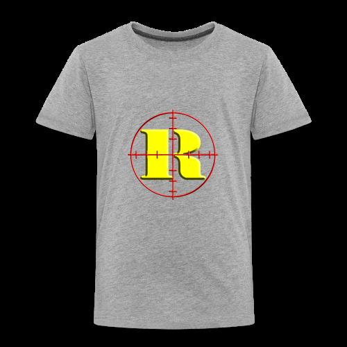 Kids Remington Logo - Toddler Premium T-Shirt