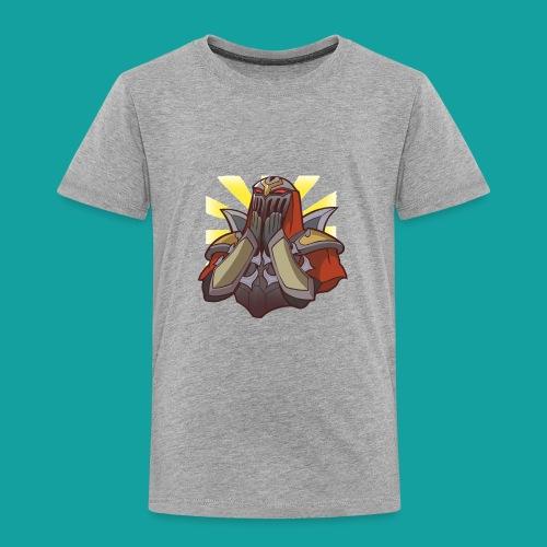 Zed Kawaii - Toddler Premium T-Shirt