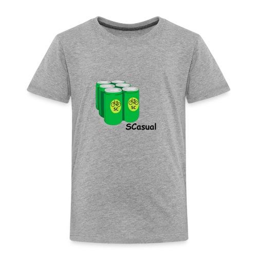 SCasual - Toddler Premium T-Shirt