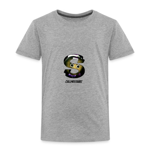 CallMeStabbzHD Logo - Toddler Premium T-Shirt