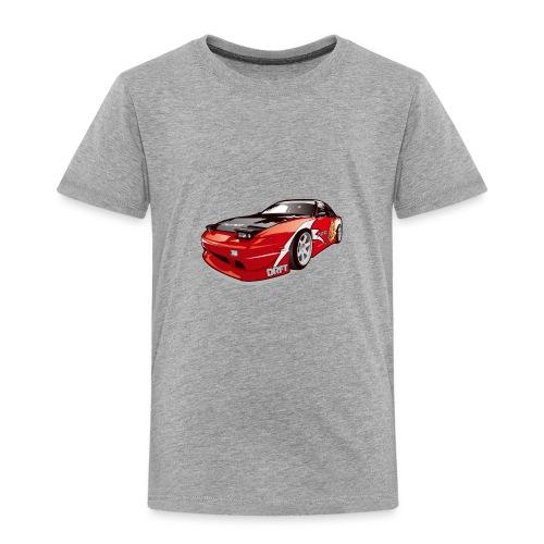 cars drift - Toddler Premium T-Shirt
