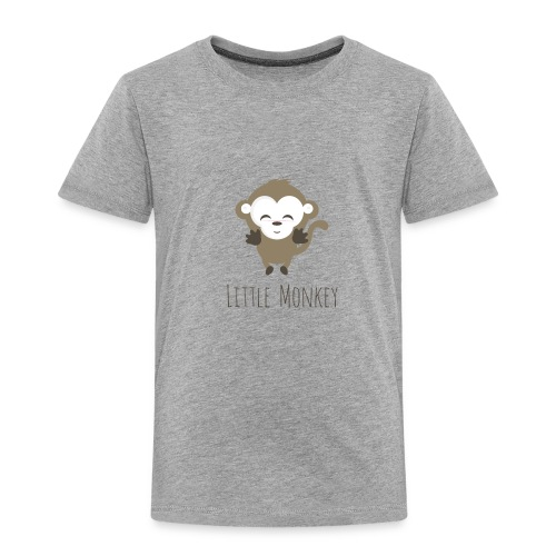 Little Monkey - Toddler Premium T-Shirt