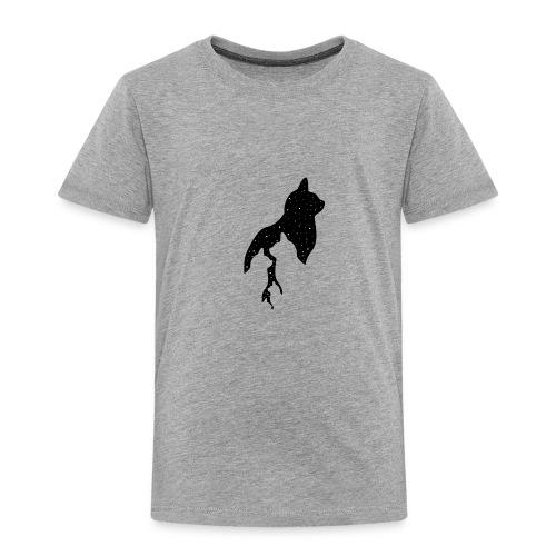 cats night - Toddler Premium T-Shirt