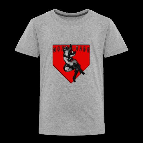 CYRILLIC MOLON LABE - Toddler Premium T-Shirt