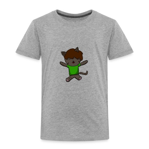 kitty ambuscade - Toddler Premium T-Shirt