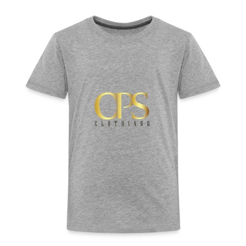 ops stuff - Toddler Premium T-Shirt