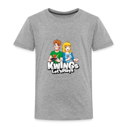 Knightwingletsplays Fan Shirt - Toddler Premium T-Shirt