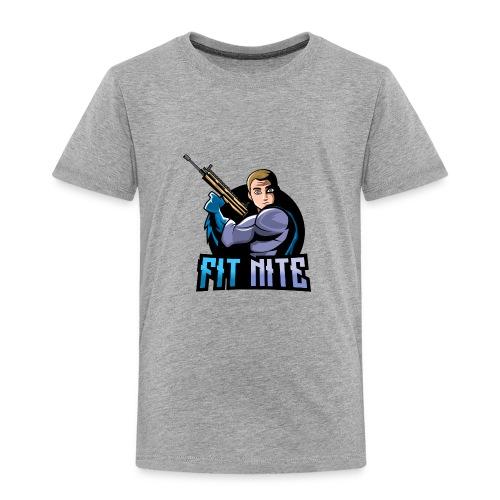 Fit Nite Apparel - Toddler Premium T-Shirt